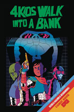 Image: 4 Kids Walk Into a Bank #2  [2016] - Black Mask Comics