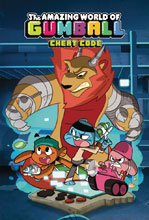Image: Amazing World of Gumball Original Vol. 02: Cheat Code OGN  - Boom! Studios