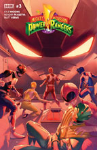 Image: Mighty Morphin Power Rangers #3 - Boom! Studios