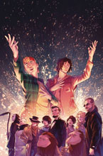 Image: Bill & Ted Go to Hell #4  [2016] - Boom! Studios