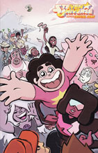 Image: Steven Universe & Crystal Gems #4 (variant incentive cover - Molisee) (20-copy)  [2016] - Boom! Studios