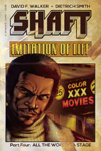 Image: Shaft: Imitation of Life #4  [2016] - Dynamite