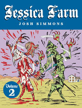 Image: Jessica Farm Vol. 02 GN  - Fantagraphics Books