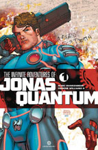Image: Infinite Adventures of Jonas Quantum Vol. 01 SC  - Legendary Comics