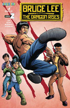 Image: Bruce Lee: The Dragon Rises #2 (cover A - McKinney)  [2016] - Darby Pop
