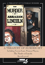 Image: Treasury of Murder Set HC  - NBM