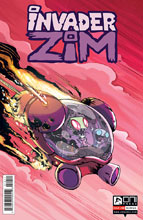 Image: Invader Zim #10 - Oni Press Inc.