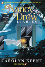 Image: Nancy Drew Diaries Vol. 07: Doggone Town / Sleight of Dan SC   - Papercutz