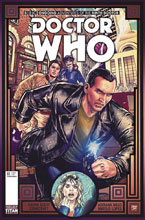Image: Doctor Who: 9th Doctor #2 (cover C - Melo) - Titan Comics