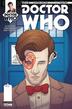 Image: Doctor Who: 11th Doctor - Year Two #11 (cover A - Boultwood)  [2016] - Titan Comics