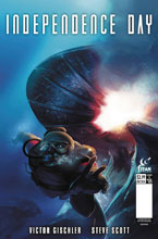 Image: Independence Day #5 (cover B) - Titan Comics
