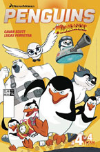 Image: DreamWorks Penguins of Madagascar #2.4 (cover B)  [2016] - Titan Comics