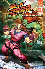 Image: Street Fighter Unlimited #6 (cover A - Genzoman)  [2016] - Udon Entertainment Inc
