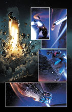 Image: 4001 A.D. #1 (Lee interlocking Mega cover variant incentive - 00171) (20-copy)  [2016] - Valiant Entertainment LLC