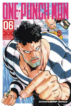 Image: One-Punch Man Vol. 06 SC  - Viz Media LLC