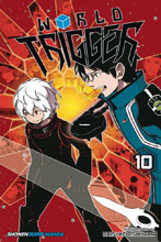 Image: World Trigger Vol. 10 SC  - Viz Media LLC