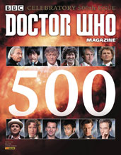 Image: Doctor Who Magazine #500 - Panini Publishing Ltd