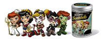 Image: DC Bombshells Mini-Vinyl Figure Assortment  - Cryptozoic Entertainment