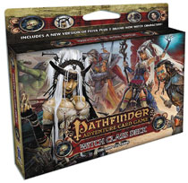 Image: Pathfinder Adventure Card Game: Witch Class Deck  - Paizo, Inc