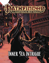 Image: Pathfinder Campaign Setting: Inner Sea Intrigue  - Paizo, Inc
