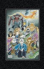 Image: Usagi Yojimbo Saga: Legends Limited Edition HC  - Dark Horse Comics