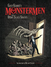 Image: Gary Gianni's MonsterMen and Other Scary Stories SC  - Dark Horse Comics
