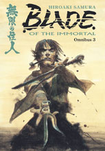 Image: Blade of the Immortal Omnibus Vol. 03 SC  - Dark Horse Comics