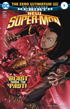 Image: New Super-Man #11 - DC Comics
