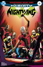 Image: Nightwing #20 - DC Comics