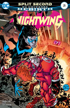 Image: Nightwing #21 - DC Comics