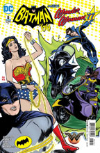 Image: Batman '66 Meets Wonder Woman '77 #5  [2017] - DC Comics