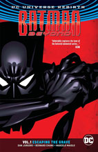 Image: Batman Beyond Vol. 01: Escaping the Grave SC  - DC Comics
