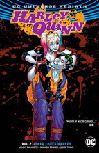 Image: Harley Quinn Vol. 02: Joker Loves Harley SC  - DC Comics