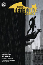 Image: Batman - Detective Comics Vol. 09: Gordon at War SC  - DC Comics