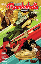 Image: DC Comics: Bombshells Vol. 04: Queens SC  - DC Comics