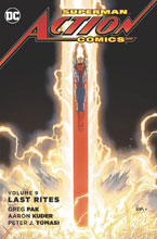 Image: Superman - Action Comics Vol. 09: Last Rites SC  - DC Comics