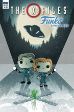 Image: X-Files: Funko Universe   [2017] - IDW Publishing