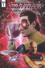 Image: Star Trek: Mirror Broken #1 (Joe Corroney incentive cover - 00131) (10-copy)  [2017] - IDW Publishing