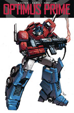Image: Transformers: Optimus Prime Vol. 01 SC  - IDW Publishing