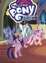 Image: My Little Pony Vol. 08: Twilight's Kingdom SC  - IDW Publishing