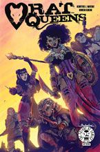 Image: Rat Queens Vol. 02 #3  [2017] - Image Comics