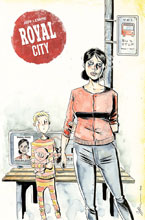 Image: Royal City #3 - Image Comics