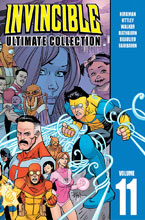 Image: Invincible Ultimate Collection Vol. 11 HC  - Image Comics