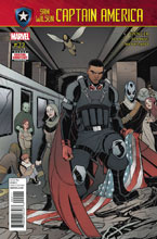Image: Captain America: Sam Wilson #22 - Marvel Comics