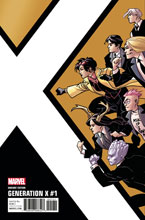 Image: Generation X [2017] #1 (Kirk Corner Box variant cover - 00131) - Marvel Comics