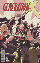 Image: Generation X [2017] #2 (Lopez variant cover) - Marvel Comics