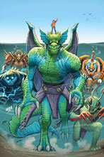 Image: Monsters Unleashed #2 (variant cover - Nakayama) - Marvel Comics