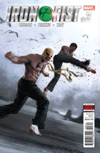 Image: Iron Fist #3  [2017] - Marvel Comics