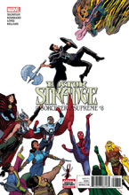 Image: Doctor Strange and the Sorcerers Supreme #8  [2017] - Marvel Comics