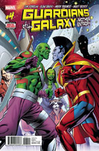 Image: Guardians of the Galaxy: Mother Entropy #4 - Marvel Comics